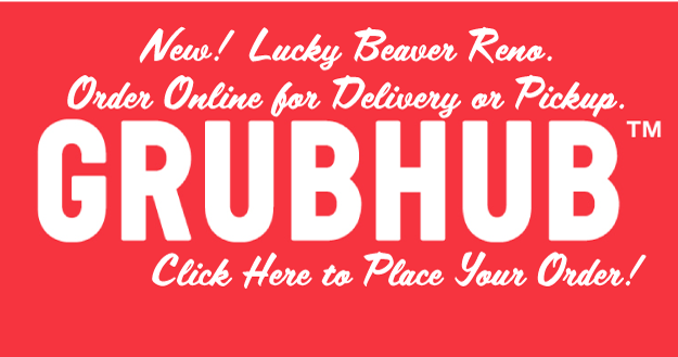Order online through GrubHub for delivery or pickup - CLICK HERE -