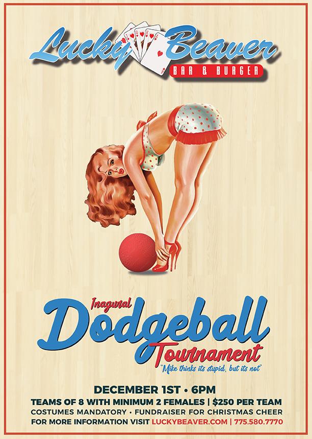 Inaugural Dodgeball Tournament
